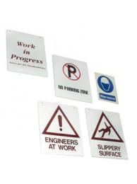 Signages S. S. Per Square Inch