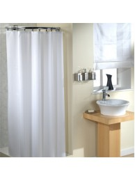 Shower Curtains Polyester (Stripes)   132 x 195 cm