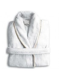 Bath Robe / Gown Toweling Material One Sided