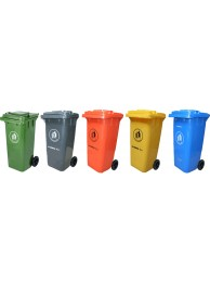 Conta Kleen Waste Bin 120 Ltr. Without Pedal