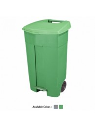 Conta Kleen Waste Bin 120 Ltr. With In-built Pedal