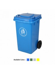 Conta Kleen Waste Bin 100 Ltr. Imported (Color coded -  Specially for Medical Waste)