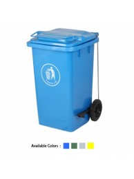 Conta Kleen Waste Bin 100 Ltr. With Pedal