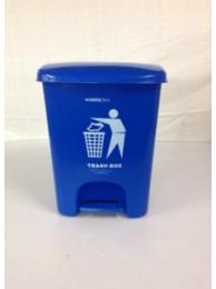 Conta Kleen Pedal Dust Bin 25LTR (Imp.) – BLUE