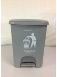 Conta Kleen Pedal Dust Bin 25LTR (Imp.) – GREY