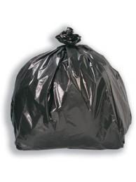 """Garbage Bag Black Jumbo (36"""" x 48"""")"""