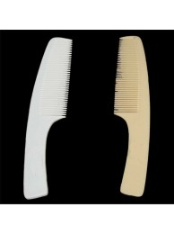 Comb(White/Ivory) in Poly Pack