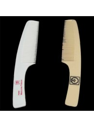 Comb White/Ivory  Logo Printed in Polypack