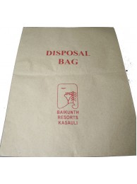 Disposable Bag Craft Paper
