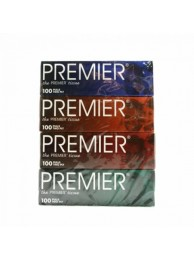 Face Tissue Box Premier 100 pull 4 in 1