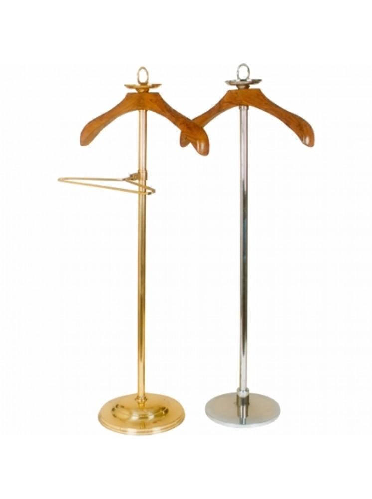 Home 187 coat hanger stand ss 42 quot ht