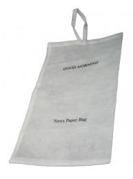 Newspaper Bag – Non Woven Fabric