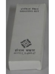 Shaving Kit with Brushless Shaving Cream with Super Max Razor
