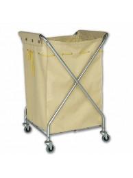 Laundry Trolley (X Cart) 68 x 59 x 105 cm S.S.