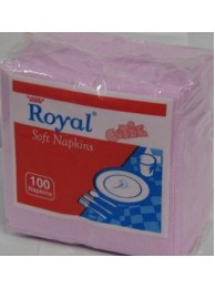 "Royal Paper Napkins 12"" x 12"" – 2 Ply 100 Pull"