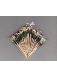 Fancy tooth pick (80 pcs)