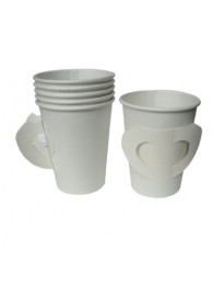Paper Cup with Handle (1000 pcs)