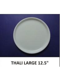"""Acrylic Thali Large 12.25"""""""