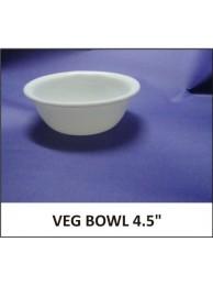 "Acrylic Bowl 4.5"""