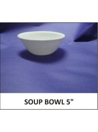 "Acrylic Soup Bowl 5"""