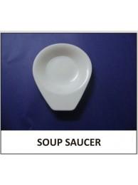 """Acrylic Soap Saucer 5"""" X 7"""""""